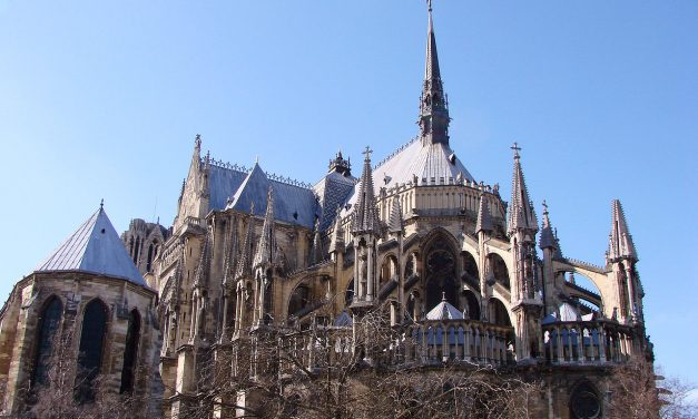 Six Fascinating French Cathedrals