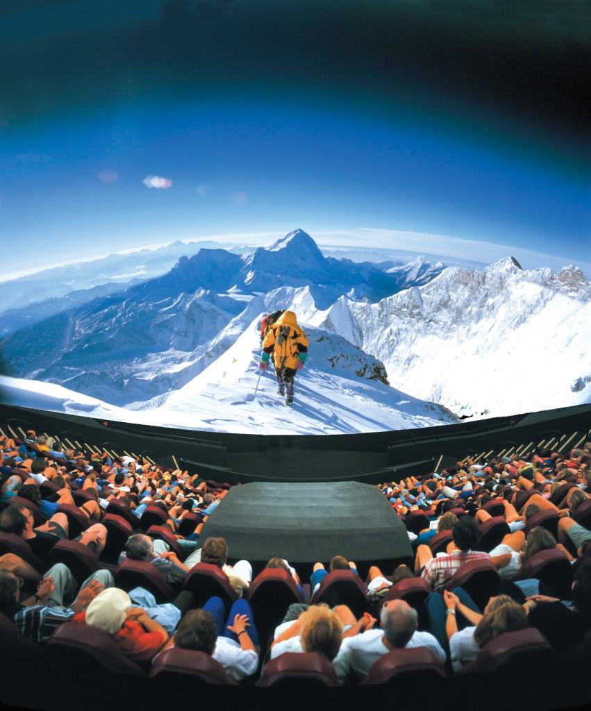Wells Fargo Cinedome-Courtesy Washington Pavilion