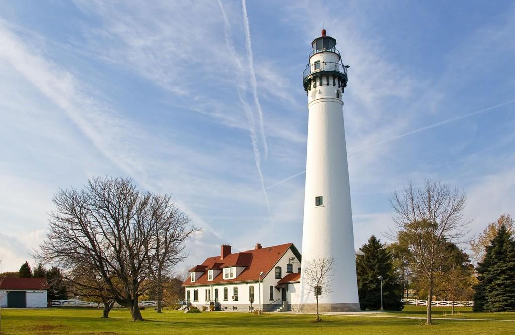 USE Wind Point Lighthouse © Jeremy Atherton, 2007
