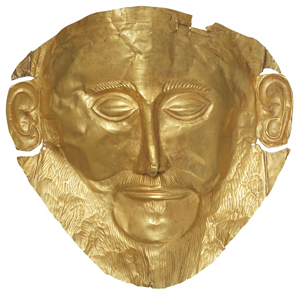 3. Mask of Agamemnonmed res