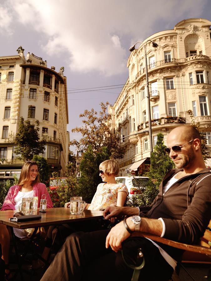 Naschmarkt, Wien, 2009, Copyright www.peterrigaud.com