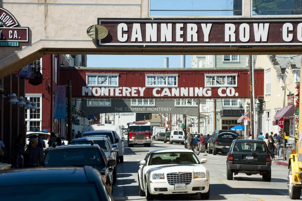 USE Cannery Road in Monterey