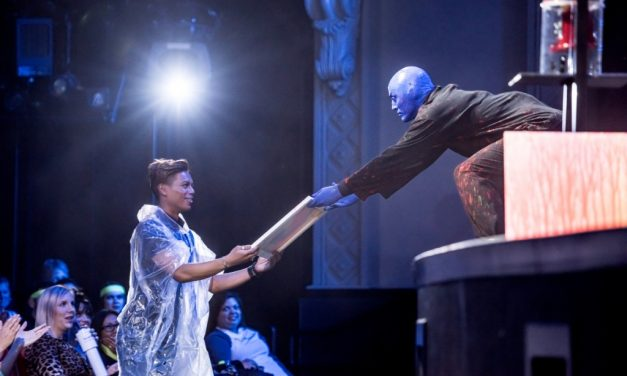Blue Man Group: Inspiring, Entertaining and Out of The Box