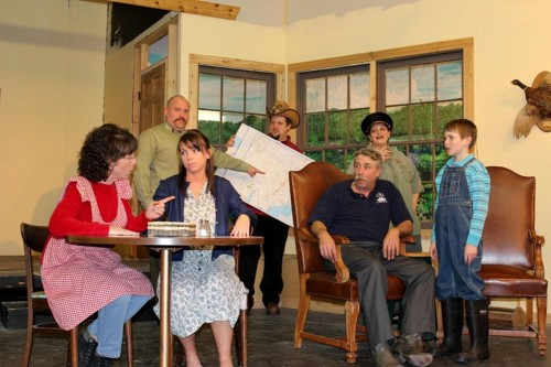 Stone's Throw Dinner Theatre The Foreigner
