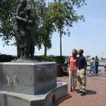 African American Monumnet Riverstreet