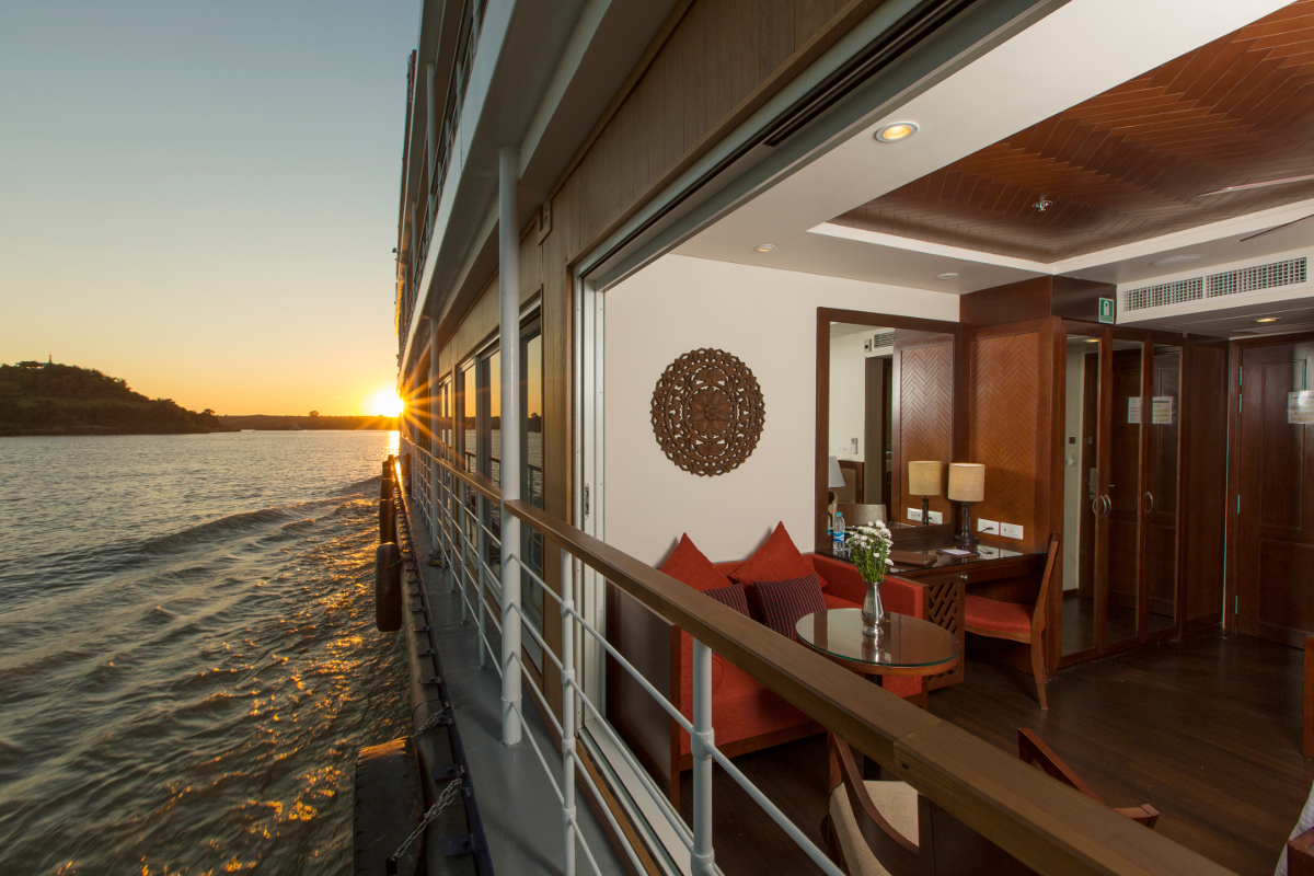 Asia Itinerary: Golden Myanmar The Alluring Irrawaddy Southbound