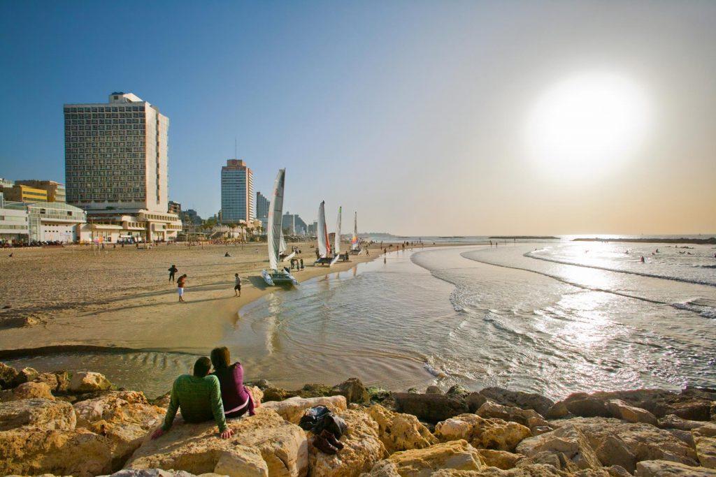 Israel waterways