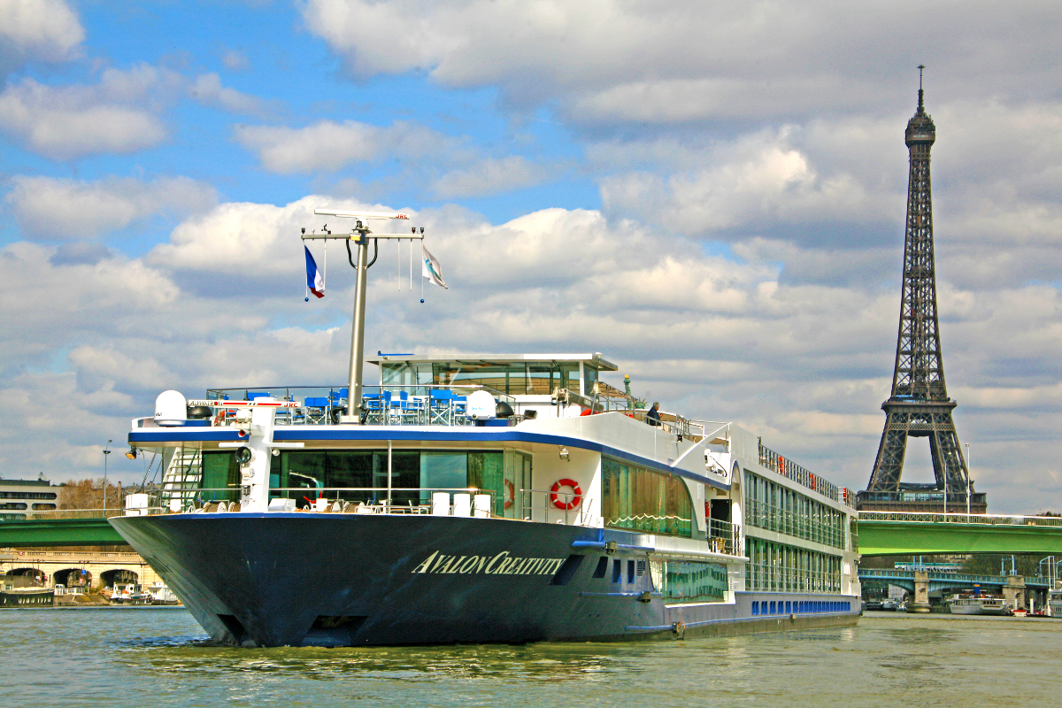 Europe Itinerary: Paris to Normandy