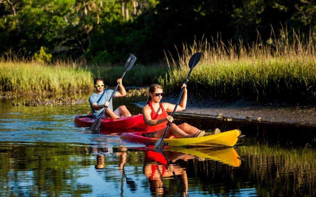 6 Great Activities on the Water in Jacksonville, Florida