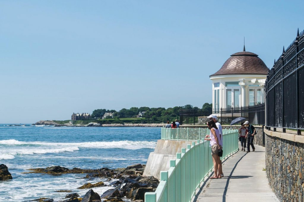 Newport cliff_walk