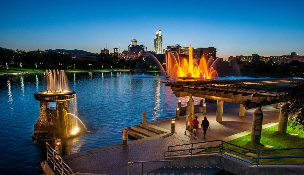 Omaha Heartland of America Park