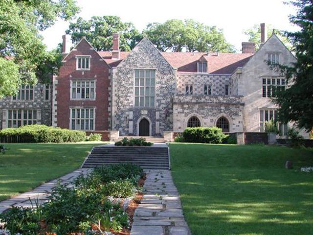 Salisbury House, Des Moines
