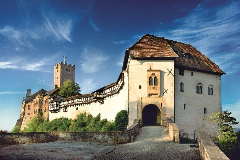 Wartburg Castle - Anna-Lena Thamm Thuringia Tourist Board