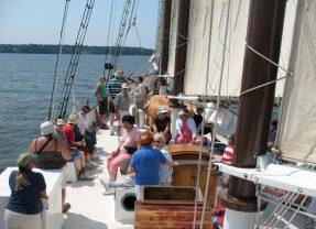 Set Sail with Yorktown Sailing Charters