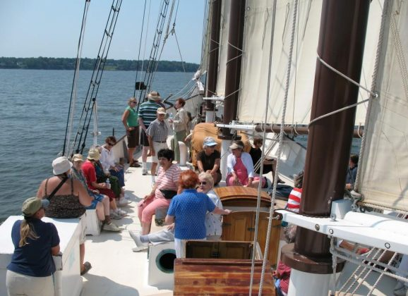 Set Sail with Yorktown Sailing Charters