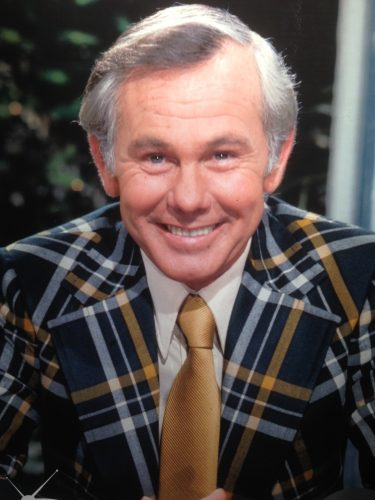 Johnny Carson, long-time host of The Tonight Show_1