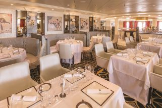Royal Makeover of Queen Mary 2