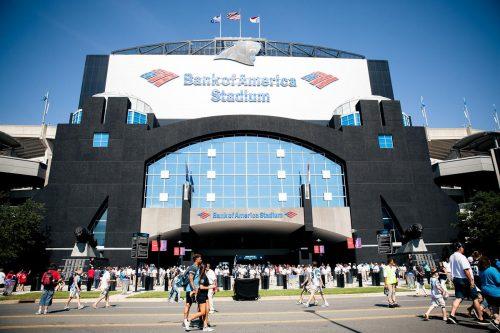 Bank of America Stadium (courtesy of charlottesgotalot.com)