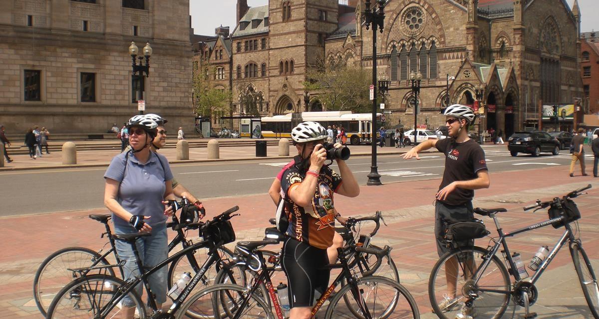 Biking in the Big City