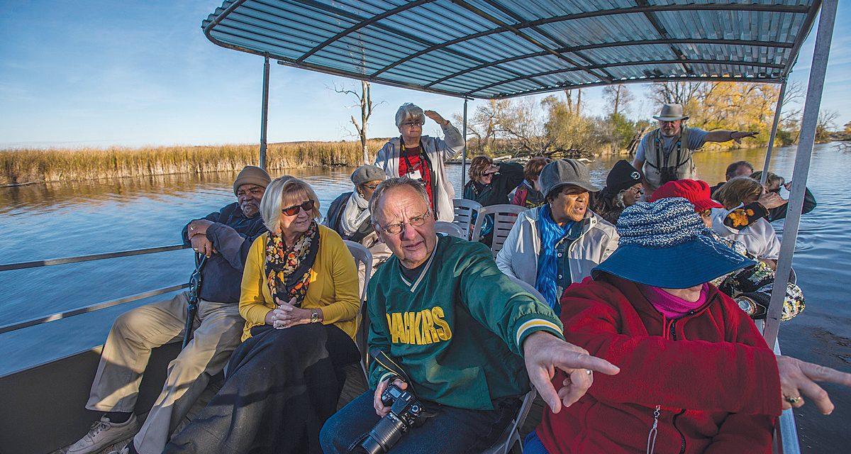 Wisconsin's Horicon Marsh