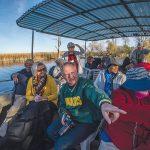 CVB, visitors bureau, Fond du Lac, motor coach, promo, tour group. October 22,  2015, Patrick Flood Photography llc.