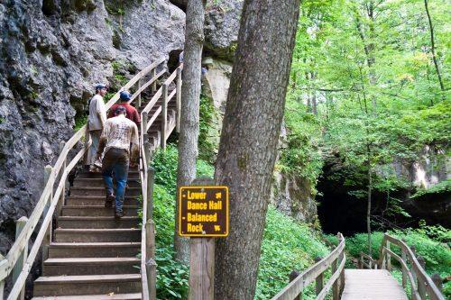 Iowa Caves