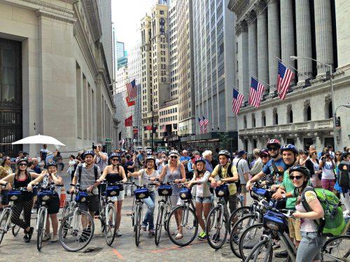 NYC Wall Street