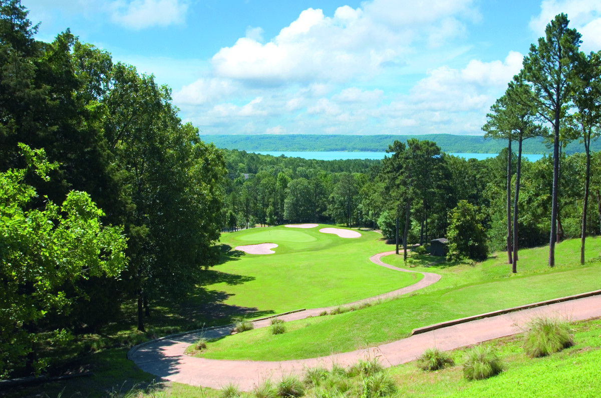 8 Top Golf Courses For Groups Touring Arkansas