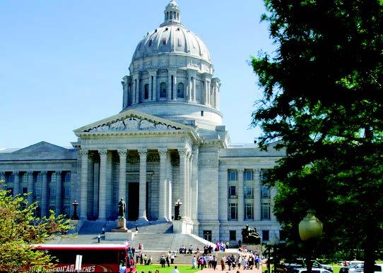 2016 Missouri Tour Guide