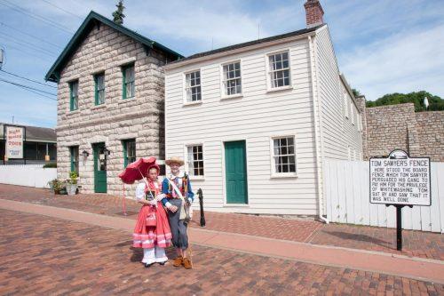 Mark Twain Boyhood Home and Museum_ Hannibal_4865549529_l