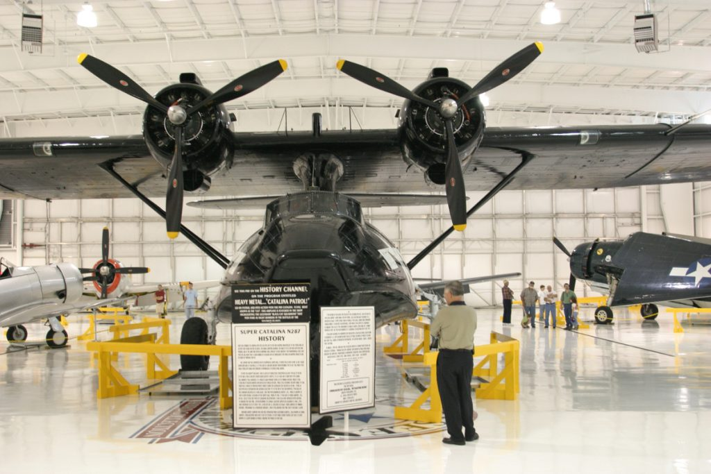 Tennessee, Sevierville, Tennessee Museum of Aviation,