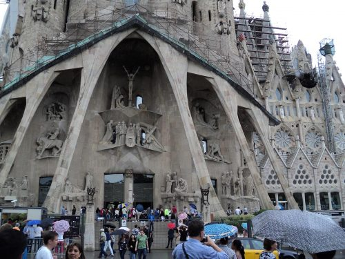 La Sagrada Familia Cathedral