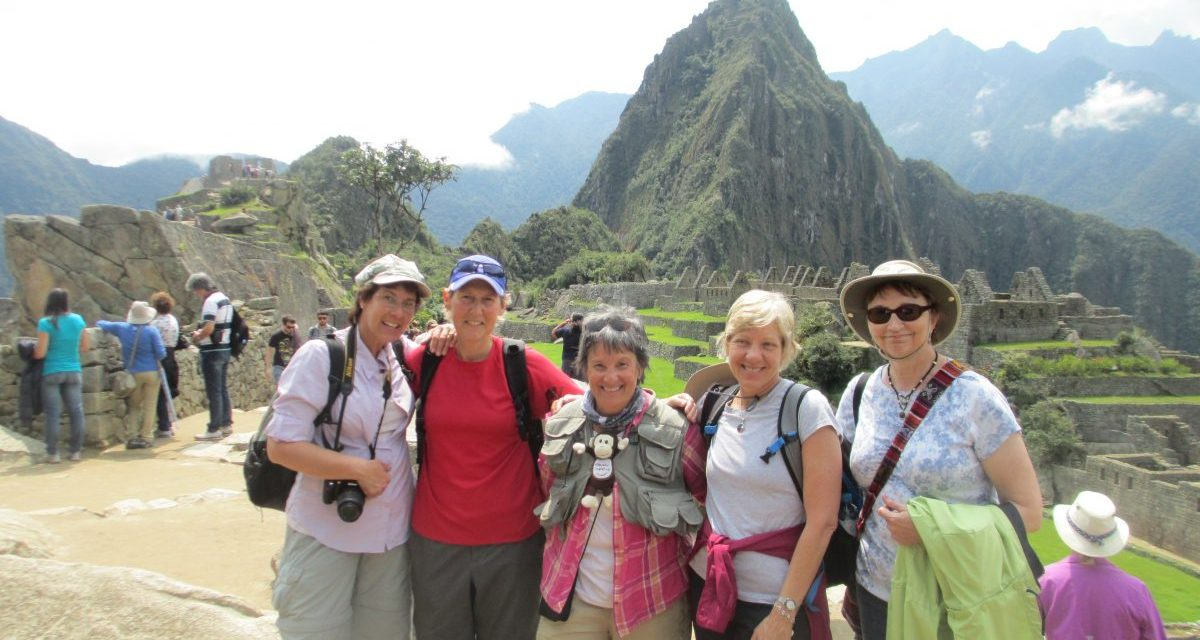 Debra Asberry, Women Traveling Together
