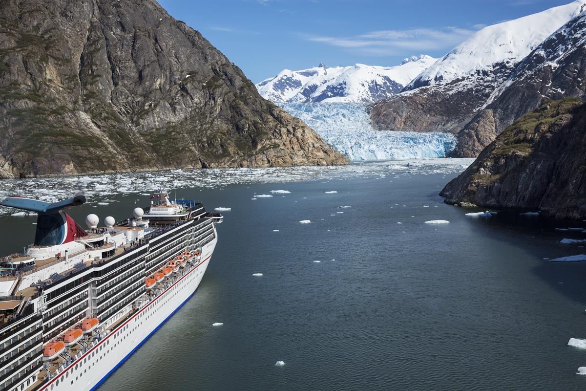 Carnival Updates – Alaska, Carnival Vista, Carnival LIVE