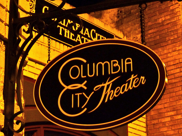Columbia City Theater. Photo Credit: Lee LeFever/flickr