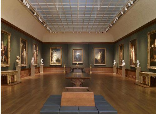 huntington art gallery portrait gall
