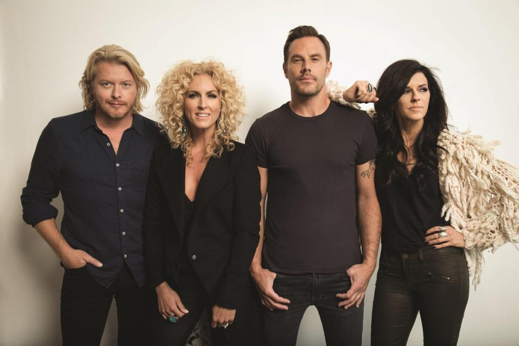 Carnival LIVE - Little Big Town (photo courtesy of Carnival Cruise Line)