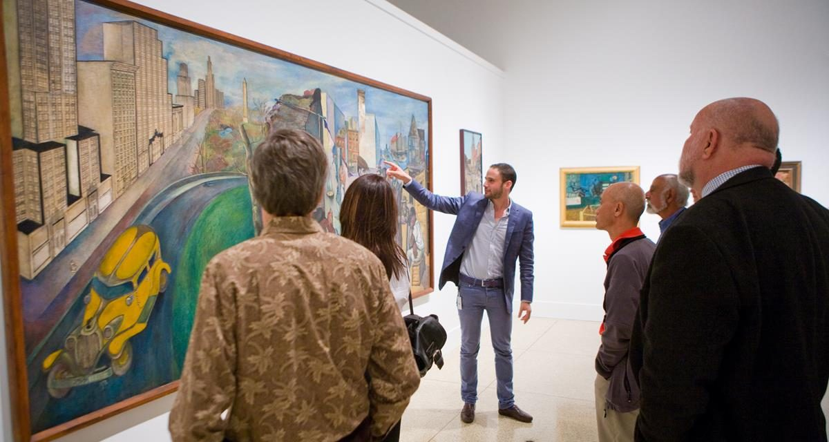 5 Southern California Art Museums
