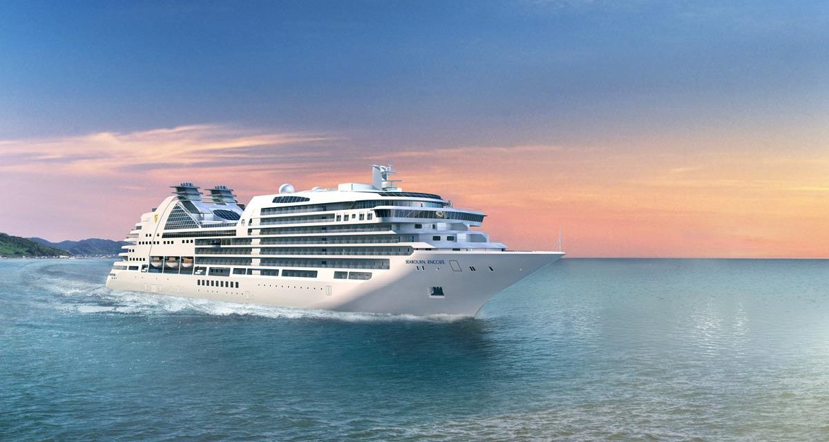Seabourn Encore – Luxury Reaching New Heights