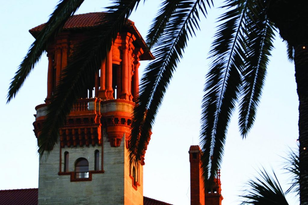 Lightner Museum tower