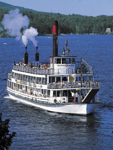 ake George Steamboat Company