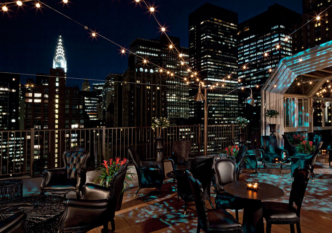 The kimberly hotel manhattan luxury pad for Best boutique hotels nyc 2016