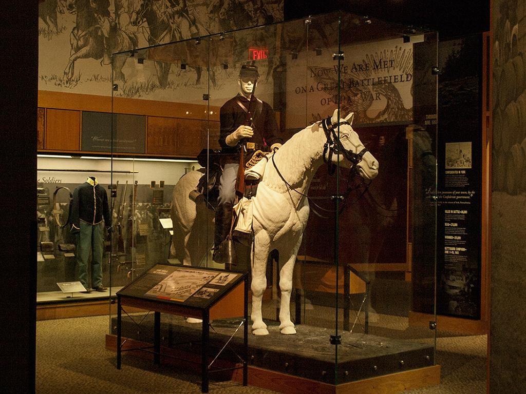 Gettysburg Foundation Museum Horse