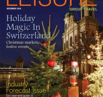 December 2016 Leisure Group Travel