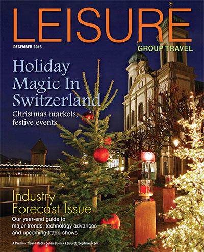 December 2016 Leisure Group Travel