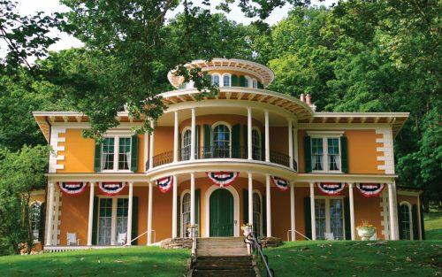 Hillforest Victorian House