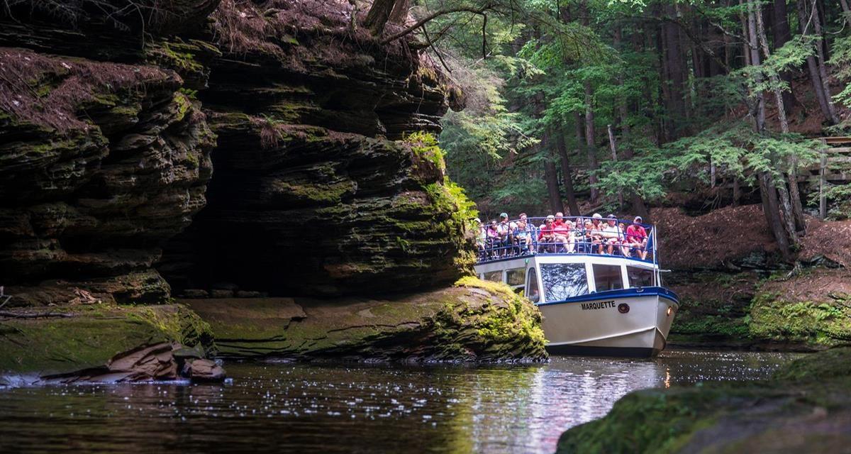 Cruising Wisconsin's Waterways