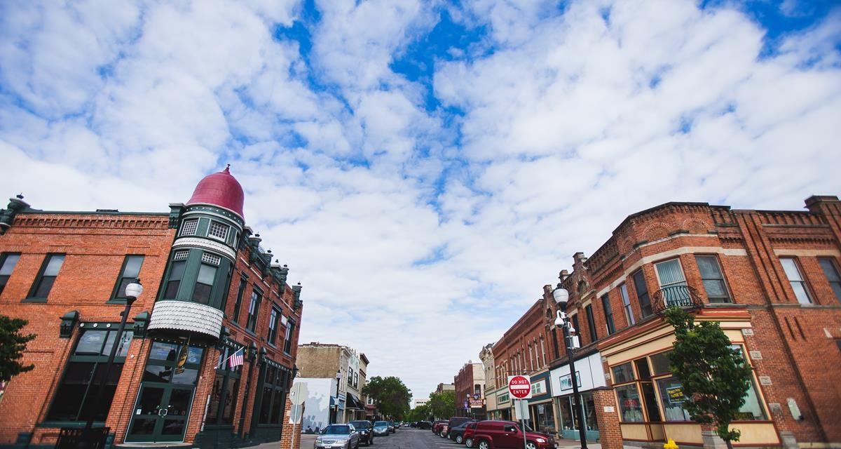 Wisconsin's Historic Main Street Communities