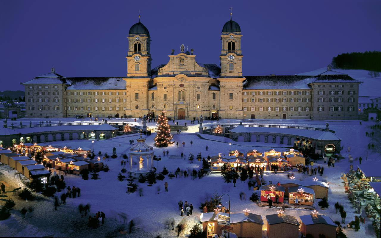 Switzerland Beckons Travelers with Holiday Magic