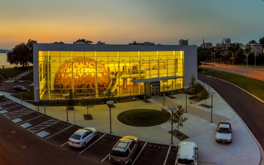 Evansville Arts, History & Science Museum - southern indiana itinerary